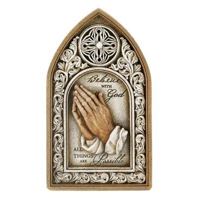 Prayer Plaque