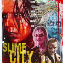 Slime City Massacre Special Edition 2-Disc DVD Set