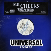 "Mr. Cheeks - Friday Night  (Single) 12"" Vinyl"
