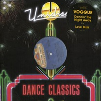 "Voggue - Dancin' The Night Away/Love Buzz 12"" Vinyl"