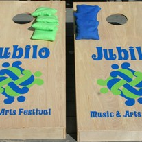 Jubilo Cornhole Boards