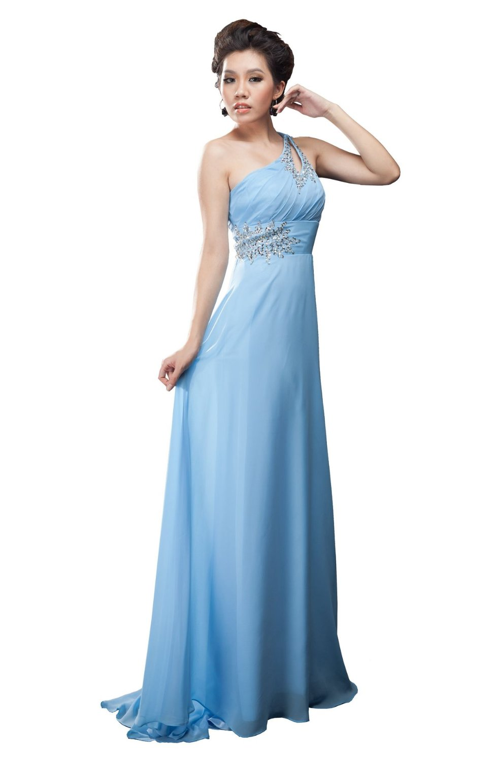 Blue Ombre Bridesmaid Dresses Image collections - Braidsmaid Dress ...