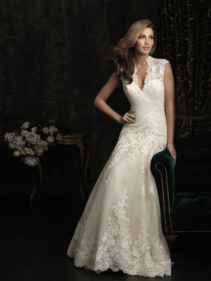 Silver Lace Boutique | Renee - Bridal Dress Wedding Gown Marriage ...
