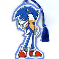 Bookmark - Super Smash Bros. BRAWL: Sonic (Fanart)