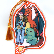 Bookmark - Super Smash Bros. BRAWL: Pokemon Trainer (Fanart)