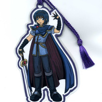 Bookmark - Super Smash Bros. BRAWL: Marth (Fanart)