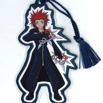 Bookmark - KH Organization XIII: Axel (Fanart)
