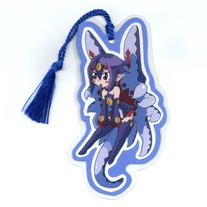 Bookmark - Disgaea 4: Desco (Fanart)