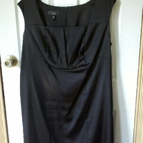 Dressbarn Collection Black Dress Sz 16W