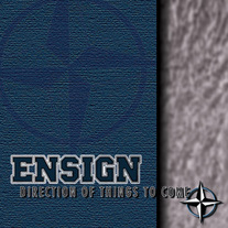 "Ensign ""Direction of Things to Come"" LP"