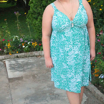 Kohl's Daisy Fuentes Dress Extra Large