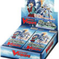 Cardfight Vanguard Booster Box Descent of the King of Knights BT01