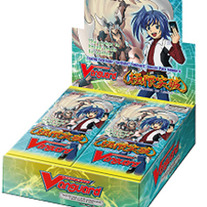 Cardfight Vanguard Booster Box Breaker of Limits BT06