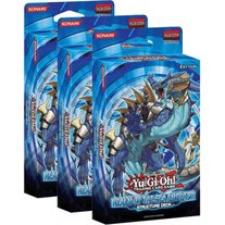 Yu-Gi-Oh 3x Realm of the Sea Emperor Structure Deck