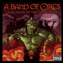"""WarChiefs of the Apocalypse"" EP - CD Re-Issue"
