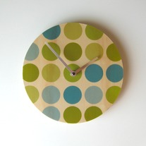 Objectify Binary Wall Clock
