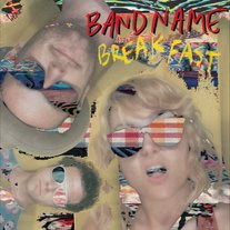"Bandname ""Breakfast"" 12"" LP (w/ digital download)"