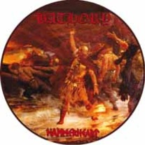 Bathory - Hammerheart (picture vinyl) *Record Store Day 2014*