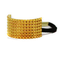 Spike Wrap Hair Accessories - Gold