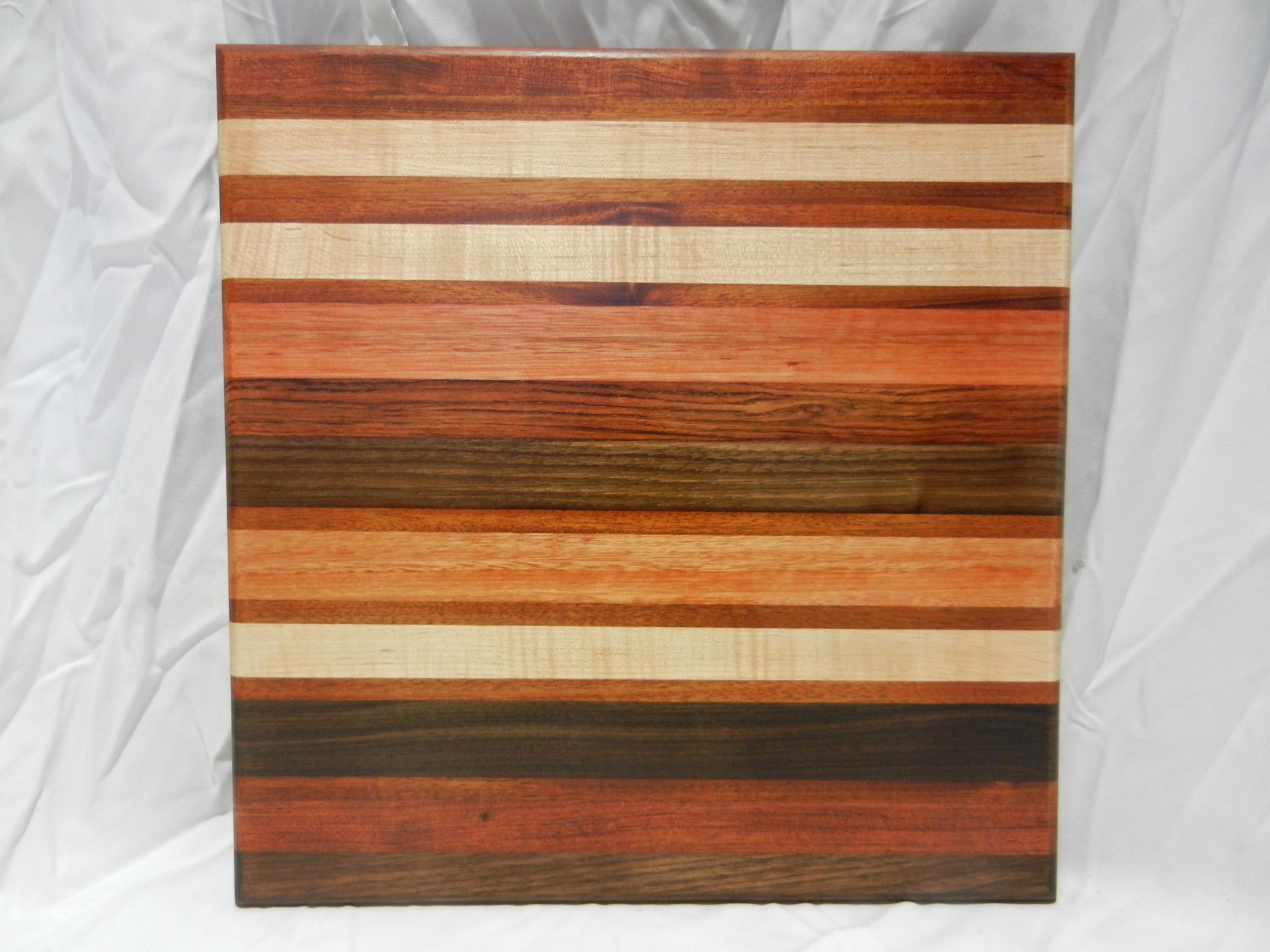 Wood Cutting Board   Thumbnail 1 ...