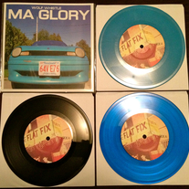 "Wolf Whistle ""MA Glory"" - 7"" [3 colors]"