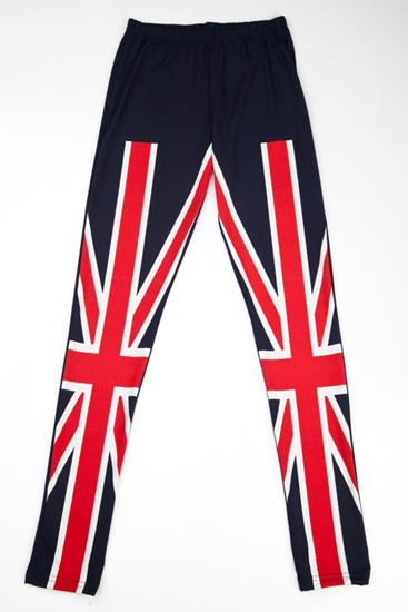 Tights For All Union Jack British Flag Tights Online