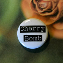 Cherry Bomb Button
