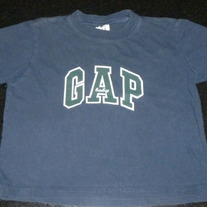 Navy Baby Gap Shirt Size 2T