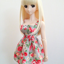 Roses Sun Dress for M/L DD