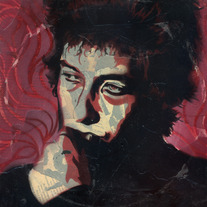 Dylan (red, framed)