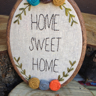 Home sweet home - recreation