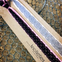 luxe lace : 2 headbands