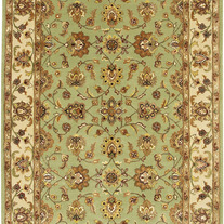Oriental Rugs Blintie Green