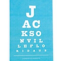 Jax Eye Chart Card