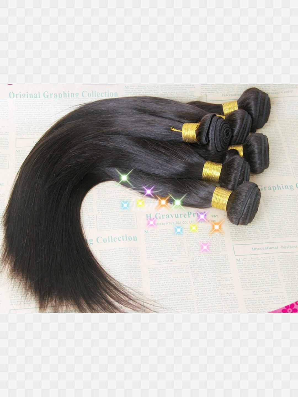 Carols Playhouse Eurasian Virgin Hair Extension Straight 3pc
