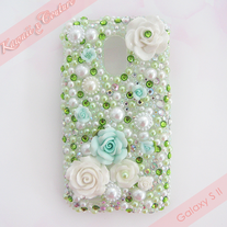 Mint Green Galaxy S II Case