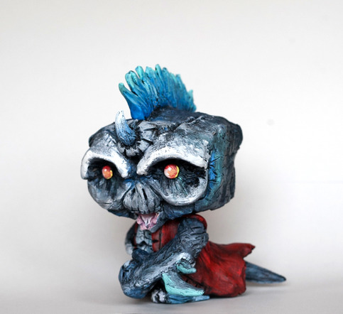 KID KAIJU CUSTOM VINYL TOY · Holden Design Works · Online ...