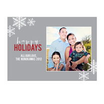 printable holiday card | holidays