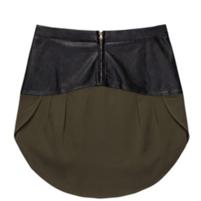 Knot sisters mary olive skirt