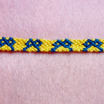 Bows Braided Friendship Bracelet