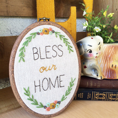 Bless or home