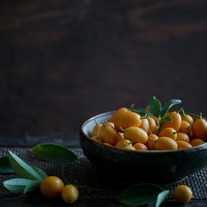 Photo Prints- Fresh Kumquats