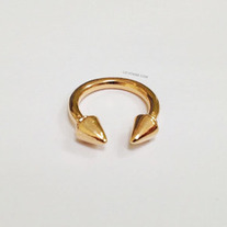 Spike Rings - Gold