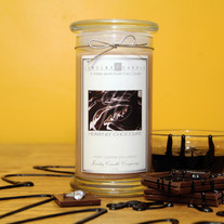 Heavenly Chocolate Jewelry Candle