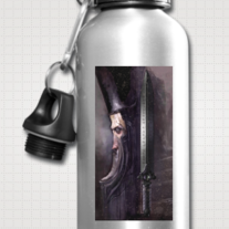 """THE WIZARD"" Water Bottle"