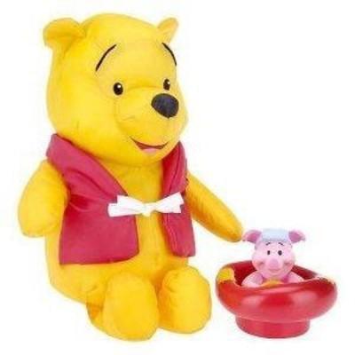 Winnie the Pooh Tub Toys