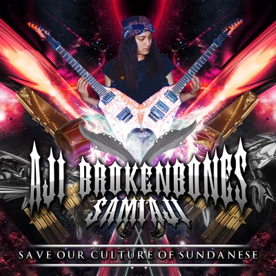 Aji brokenbones-save our culture of sundanese cd