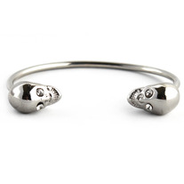 Skull Bracelet (More Colors Available)
