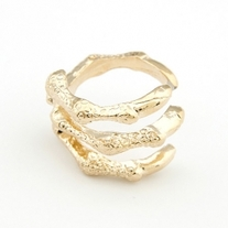 Claw Ring - Gold