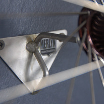 Bicycle Wheel Display Mount